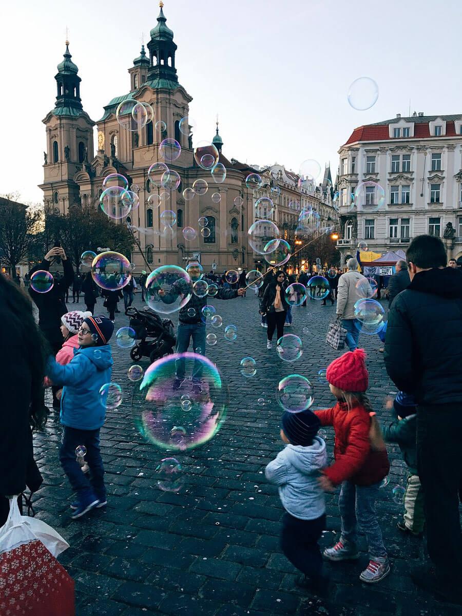 Prague-children
