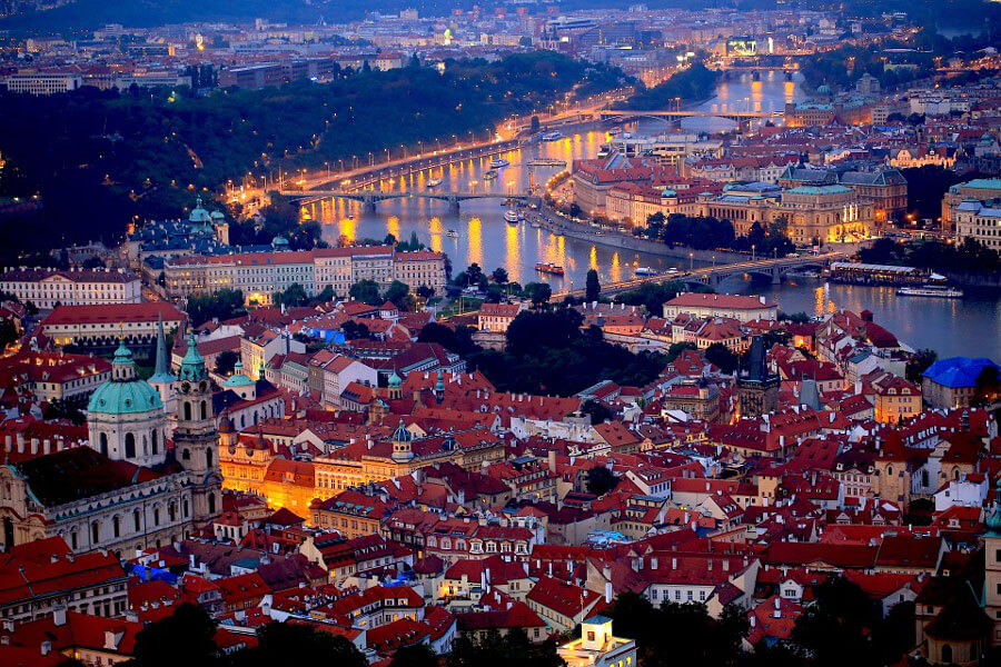 Prague-night