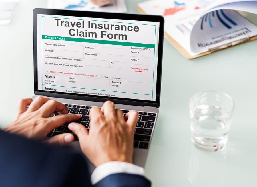 Travel Insurance for Seniors - Aged Traveler